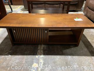 Lane Mid-Century Modern table