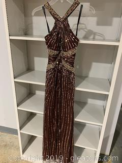 Cassandra Stone Formal Dress
