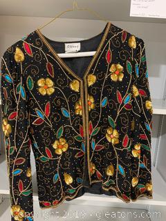 Silk Formal Jacket