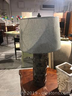 Two Modern Style Lamps