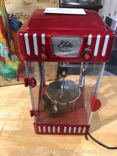 """Red """"Elite"""" Popcorn Machine"""