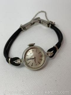 Omega Diamond  Ladies Watch