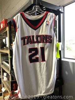 Talons Jersey/Costume