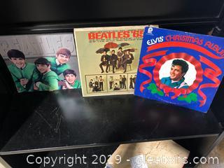 Vintage Records/Calendar