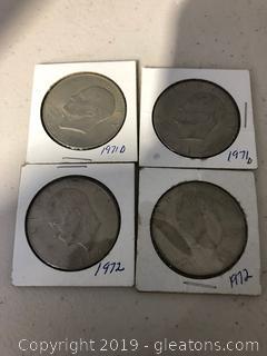 U.S Coins (1) Sacajewca # 1.00
