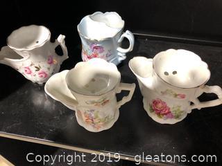 Decorative Floral Tea Strainer