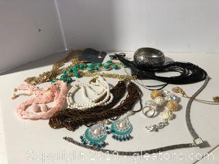 Mis. Costume Jewelry # 3