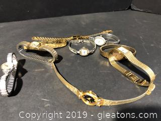 Group of 9 Women's Watches