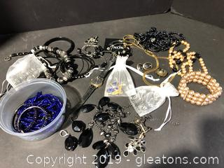 Costume Jewelry Groupings