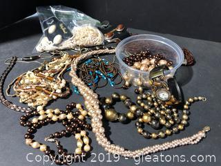 Misc. Costume-Jewelry