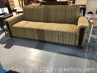 Art Deco Sleeper Sofa