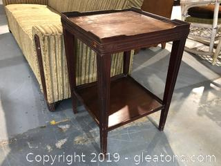 Art Deco Accent Table