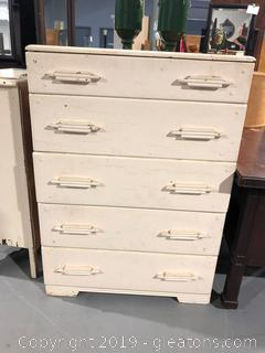 Forbes Furniture Manufacturer Inglewood California  Chest of Drawers