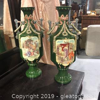 Vintage Porcelain Water Urn