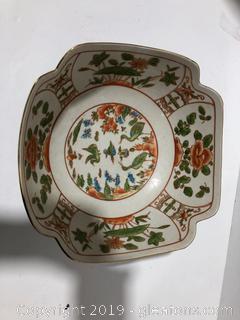 Gorgeous Oriental Porcelain Bowl