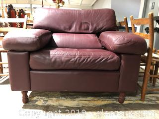 Oversize Accent Chair