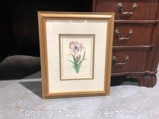 Single Floral Painting