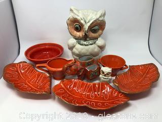 Vintage Lot of Kitchenwares