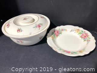 Mixed Lot of Porcelain China