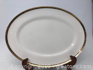 Limoges Sebring China Platter