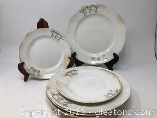 Antique Limoges china
