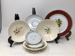Vintage Mixed China Lot of S. T. Regis From Japan and English