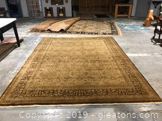 Very Large Oriental Rug