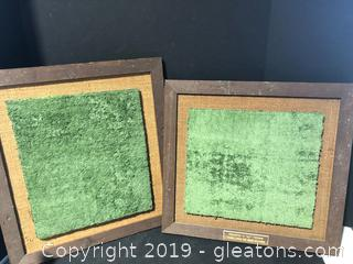 Original Polyturf from Orange Bowl Surface    Removed 1975