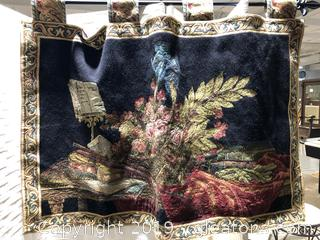 Wall Hanging Tapestry by Venezia