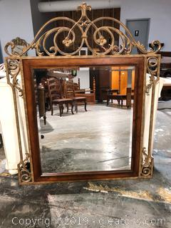 Large Elegant Mirror by Southern Living