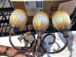 Breville Vanity Light Fixture