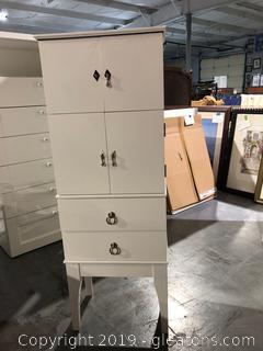 Ikea Standing Jewelry Chest