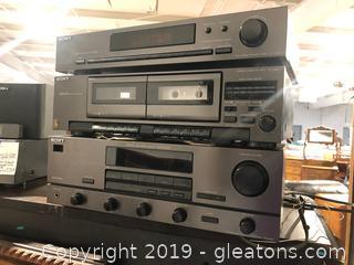 Sony Digital Delayed Dolby Surround System