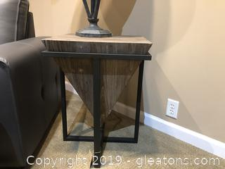 End Table Made by Uttermost Company