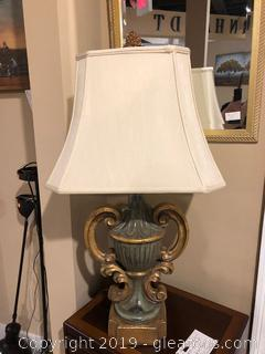 New Urn Style Table Lamp