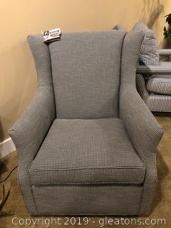 CR Laine Swivel Rocker