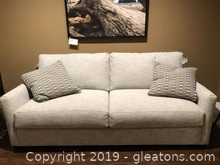 CR Laine Modern Grey Sofa