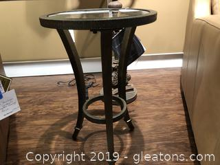 Round Accent Martini Table by Hooker Furniture