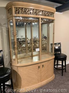 Nice Display Cabinet by Bernhardt