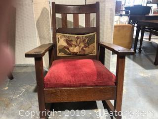 Vintage Accent Chair