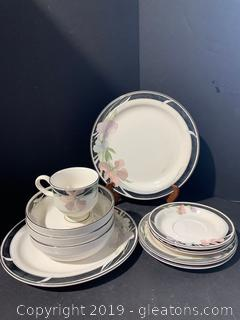 Pieces from the Sango Overture 1987 China Collection