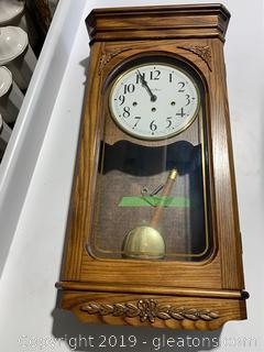 Seth Thomas Wall Clock