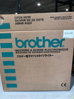 Brother Electric Typewriter Still in Box