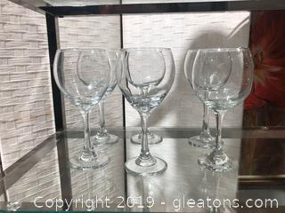 Wine Goblet Collection