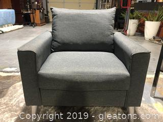Mid Century Modern Accent Chair