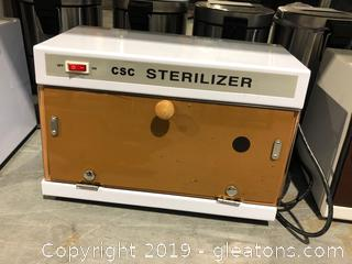 Table Top Sterilizer B