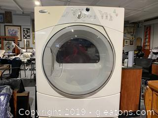 Dryer Whirlpool Duet Sport