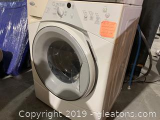 Washing Machine Whirlpool Duet Sport