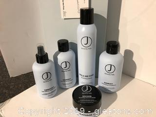 J Beverly Hills Pro Hair Products Lot D