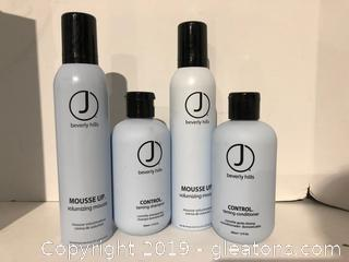 J Beverly Hills Pro Hair Products Lot G